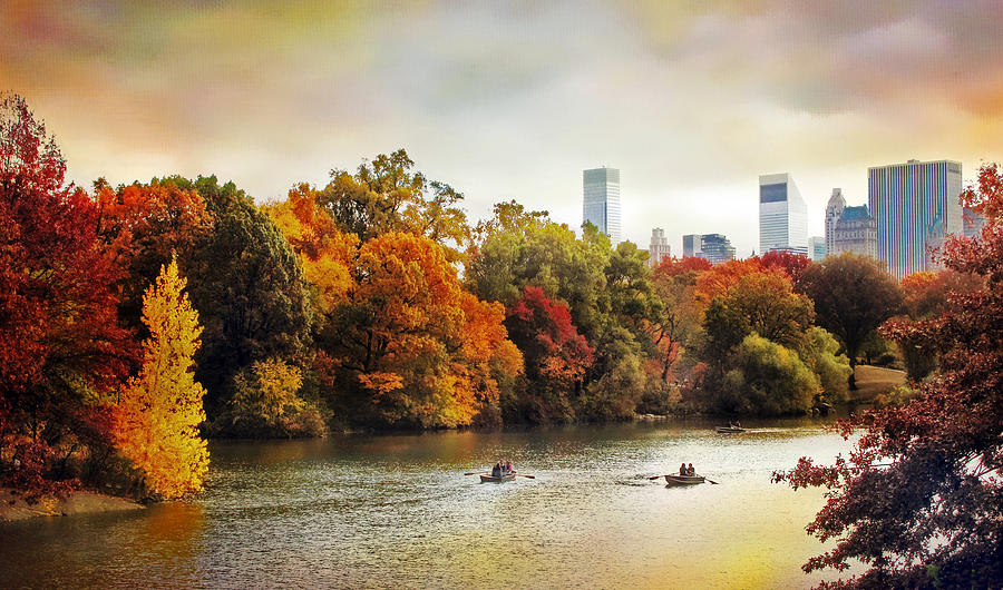 Ode To Central Park Photograph