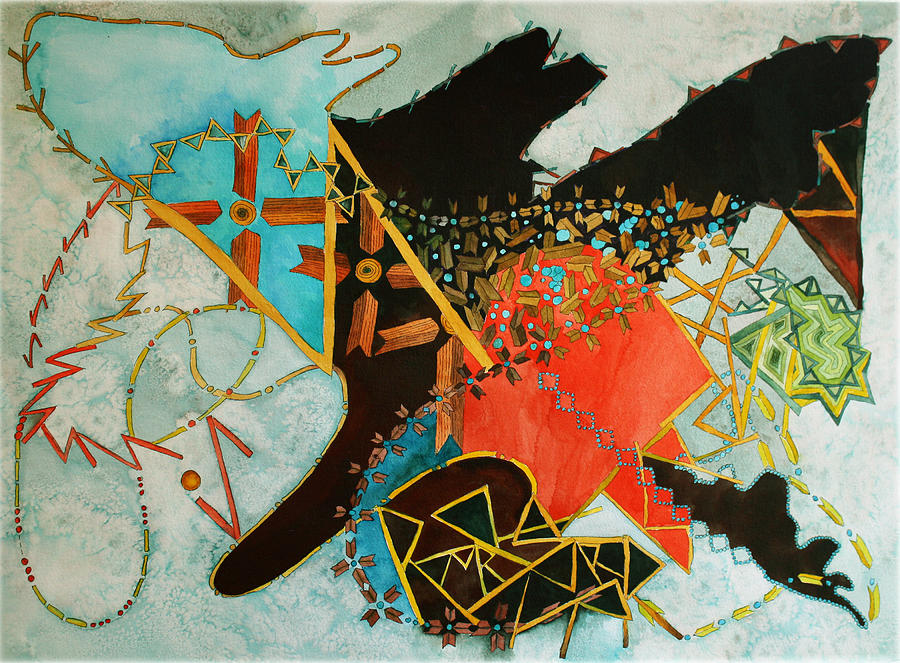 Odin's Dream by Mary Beglau Wykes