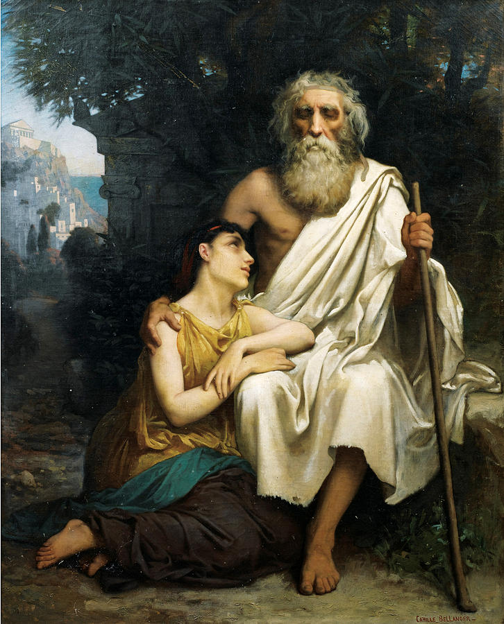 greek gods in antigone The play antigone seems to suggest that the gods are on the side of the conscience performances of greek tragedy involved a great deal of ritual.