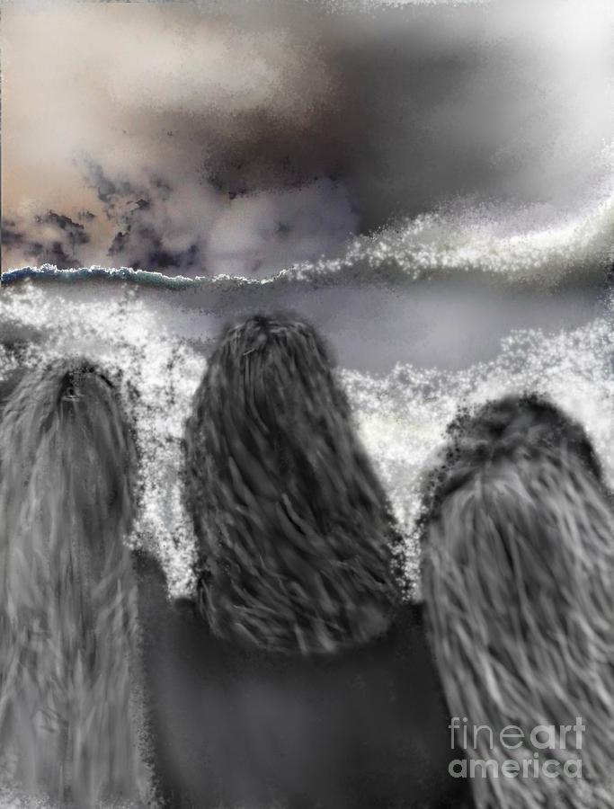 Of The Sea Digital Art by Rc Rcd