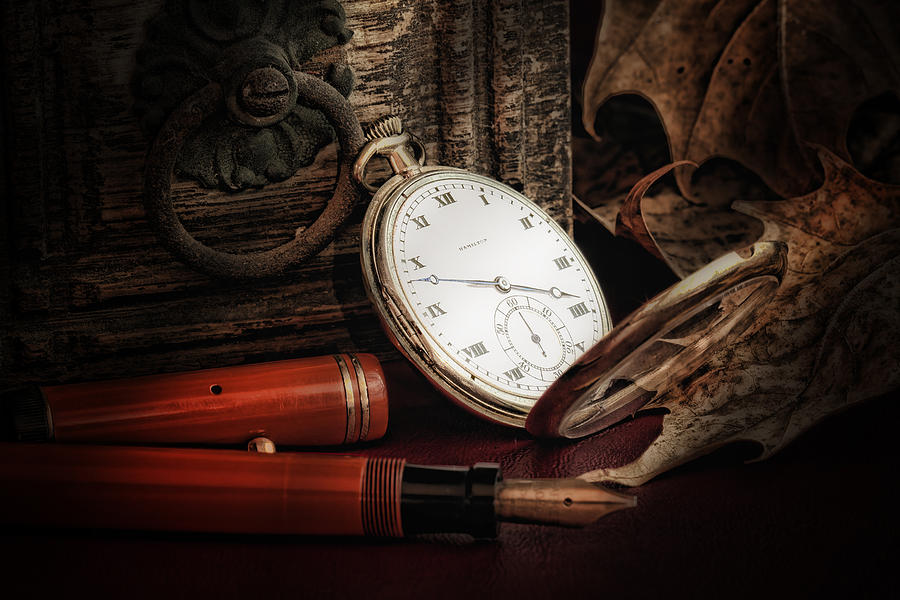 Time Photograph - Of Times Gone By by Tom Mc Nemar