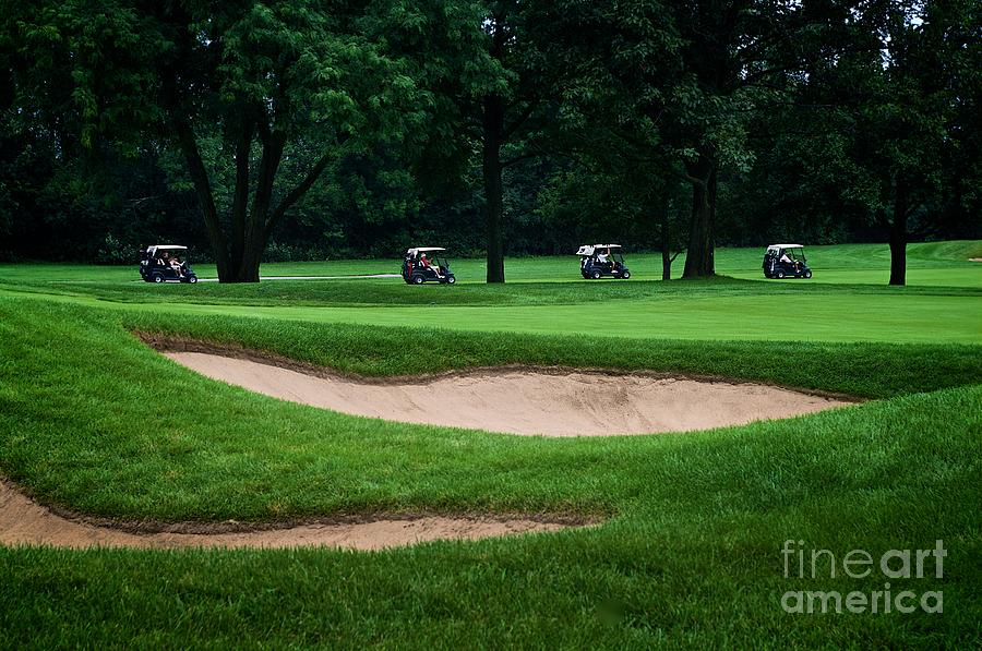 Off To Golf We Go by Frank J Casella