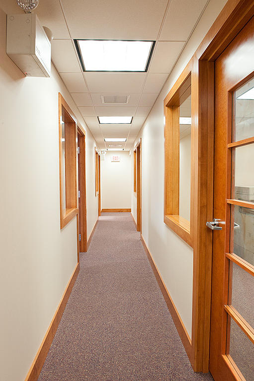 Construction Photograph - Office Remodeling - 3 by Paul R Sell Jr
