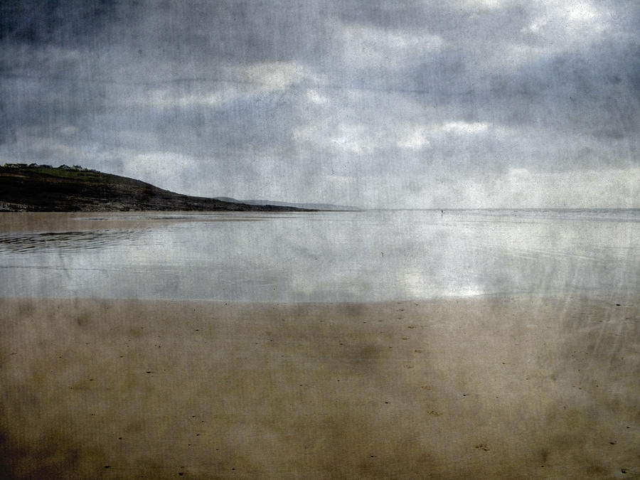 Beach Photograph - Ogmore Beach by Kevin Round