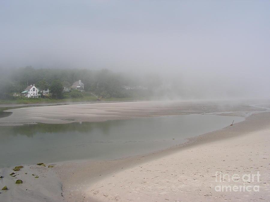 Landscape Photograph - Ogunquit River Maine by Joy Bradley