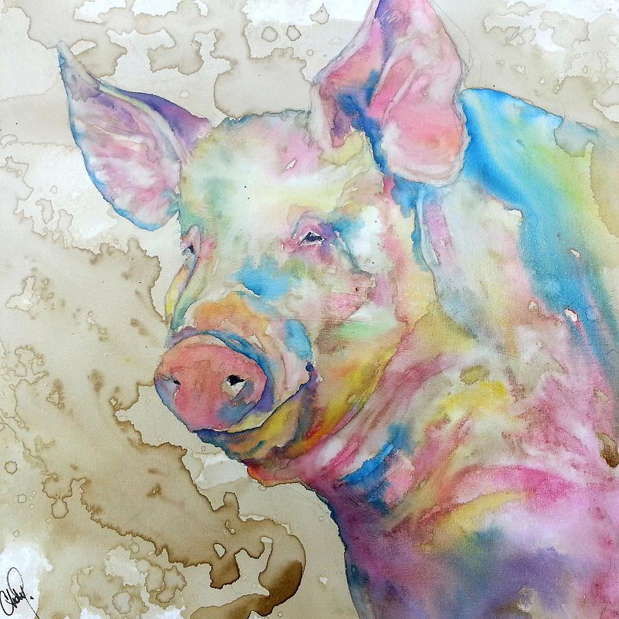 Oink by Christy Freeman Stark