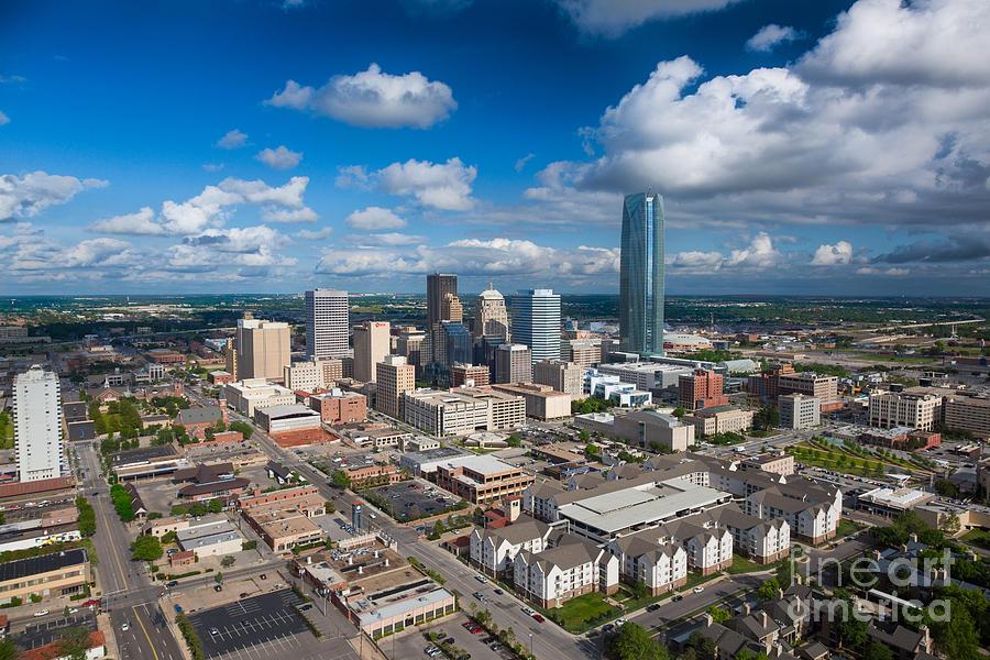 Oklahoma City Photograph - Oklahoma City by Cooper Ross