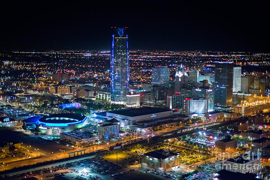 Oklahoma City Photograph - Oks0051 by Cooper Ross