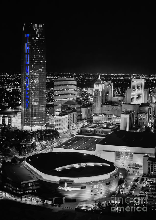 Oklahoma City Photograph - Oks0055 by Cooper Ross