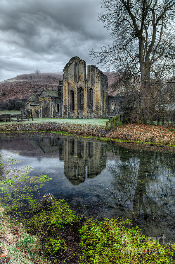 13th Century Photograph - Old Abbey by Adrian Evans