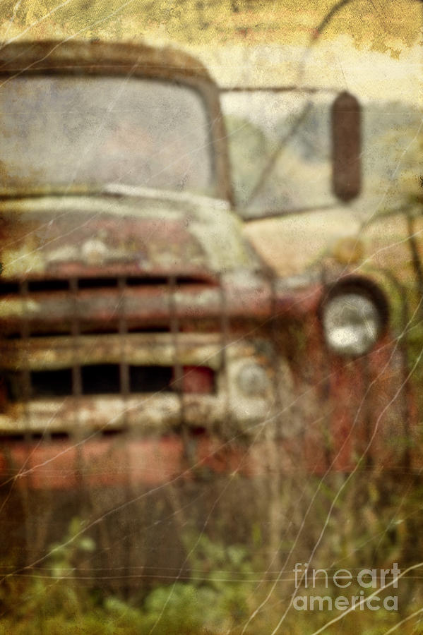 Old And Rusted Photograph by Margie Hurwich