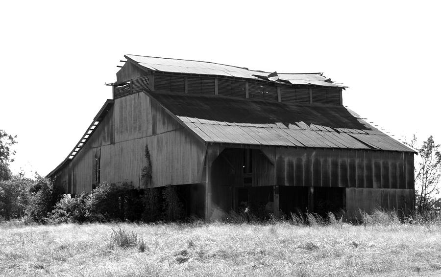 Barn Photograph - Old Barn by Jessica Wakefield