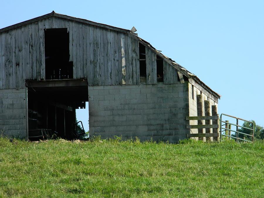 Barn Photograph - Old Barn by Linda Brown