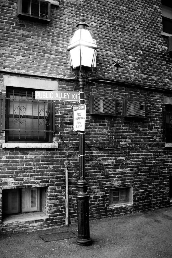 Old Boston Photograph - Old Boston by Allan Millora