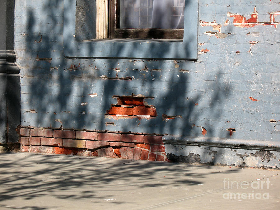Brick Photograph - Old Bricks And Mortar by Connie Fox