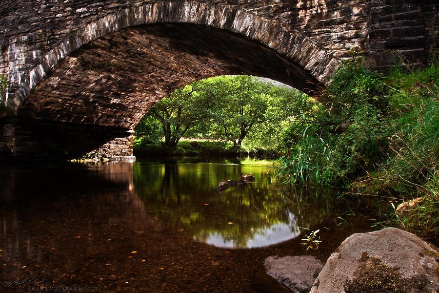 Old Bridge Photograph