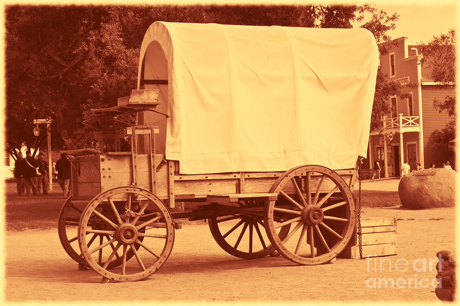 Old Carriage Photograph By Sophie Vigneault