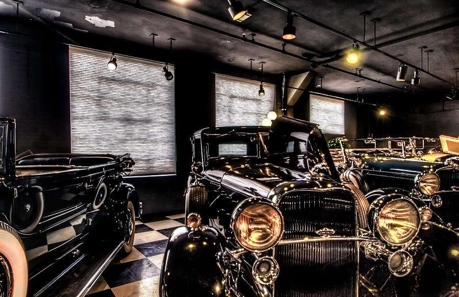 S Gangster Car