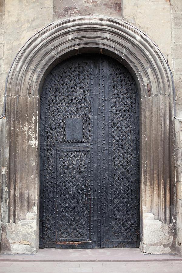 Old Door Photograph by Viktor gladkov