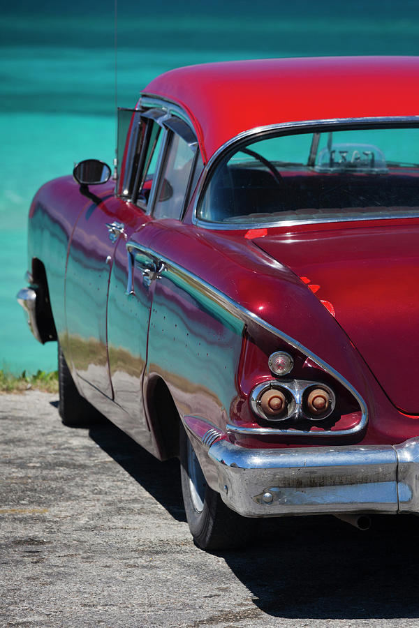 Old Fashion Cars >> Old Fashioned Car Varadero Beach