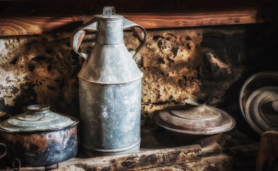 Old-fashioned Kitchen Photograph