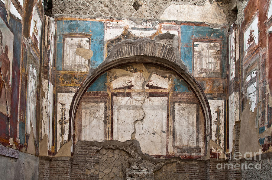 Herculaneum Photograph - Old Glory by Marion Galt