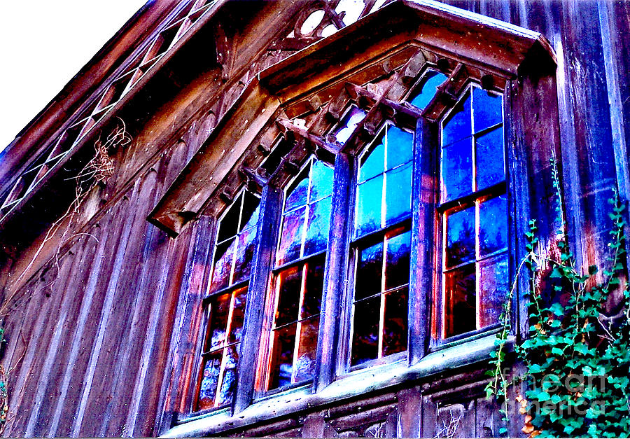 Old Photograph - Old Home IIi by Simonne Mina
