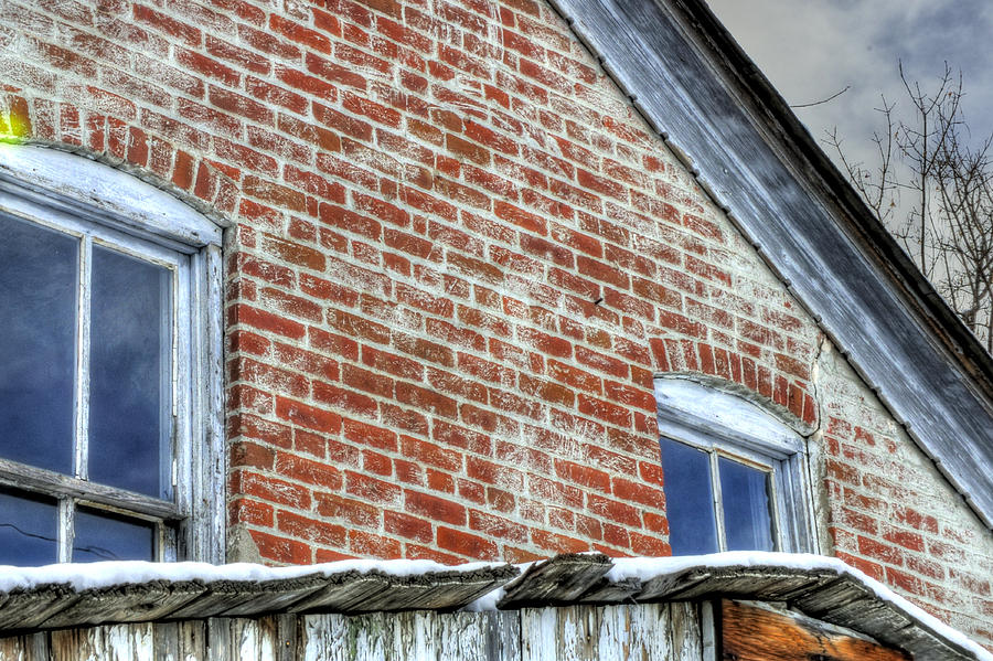 Old House 13098 Photograph