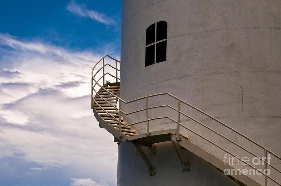 Australia Photograph - Old Lighthouse by Lana Enderle