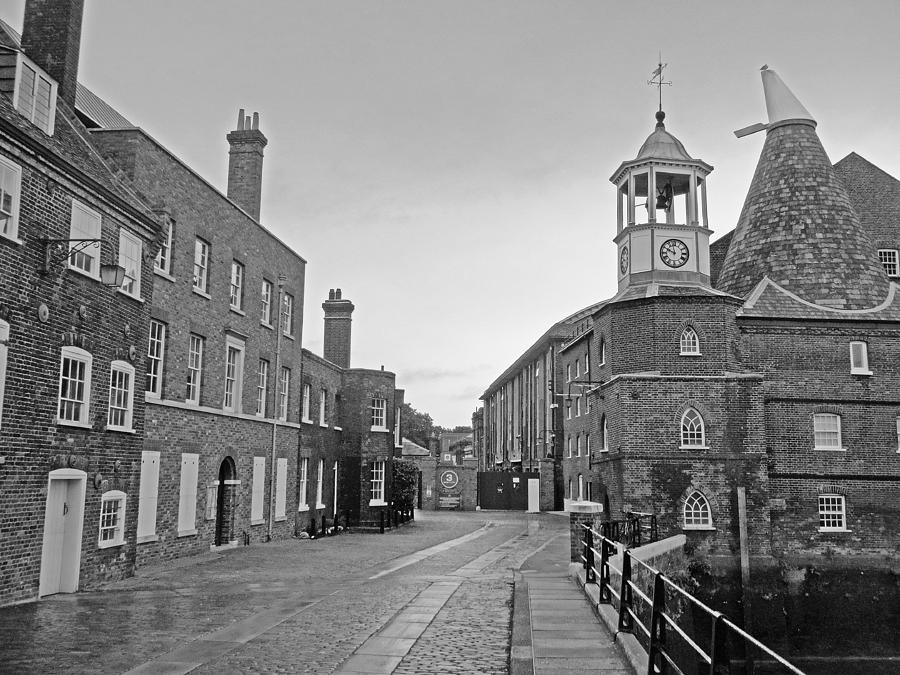 London Photograph - Old London by Catherine Leis
