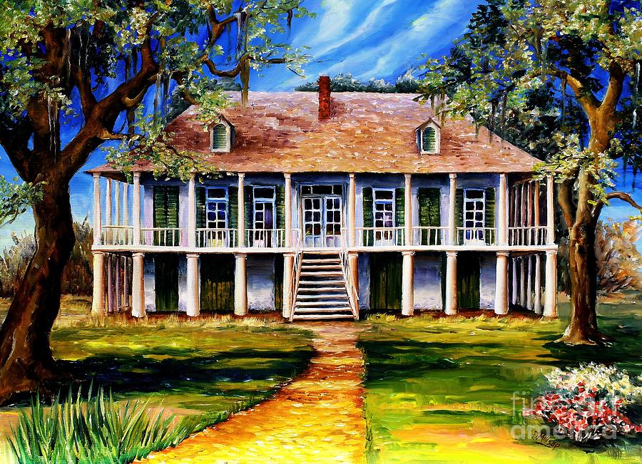 old louisiana plantation diane millsap