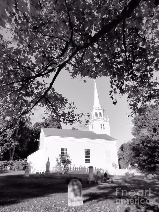Old Meeting House Photograph