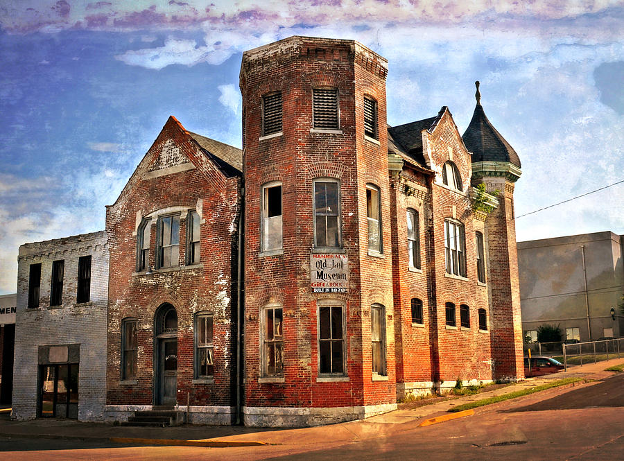 Old Buildings Photograph - Old Mill Museum by Marty Koch