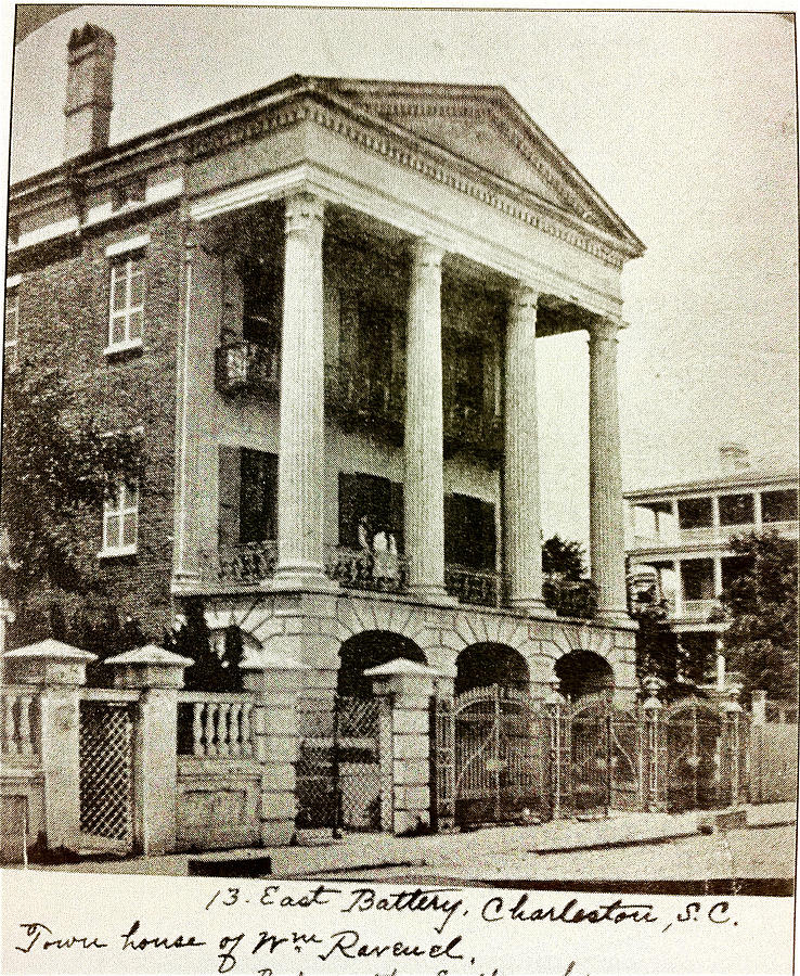 Charleston Sc Photograph - Old Photo by Lori Kesten