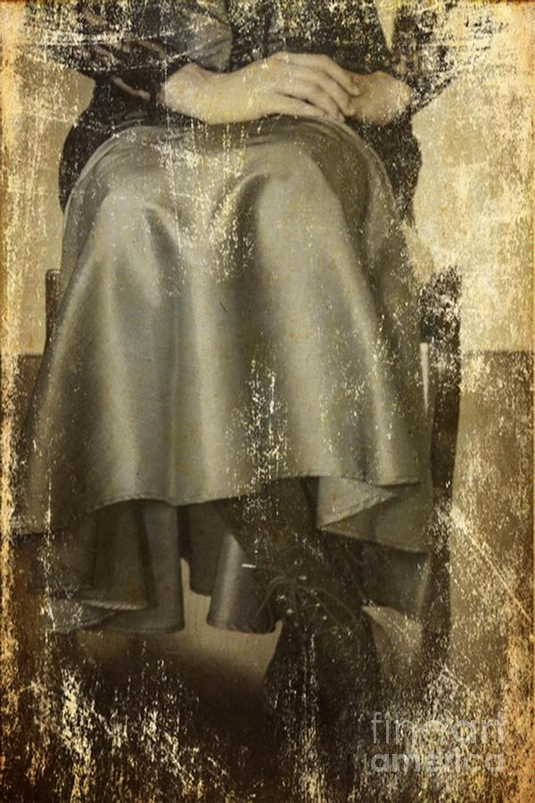 Old Portrait Photograph by Margie Hurwich