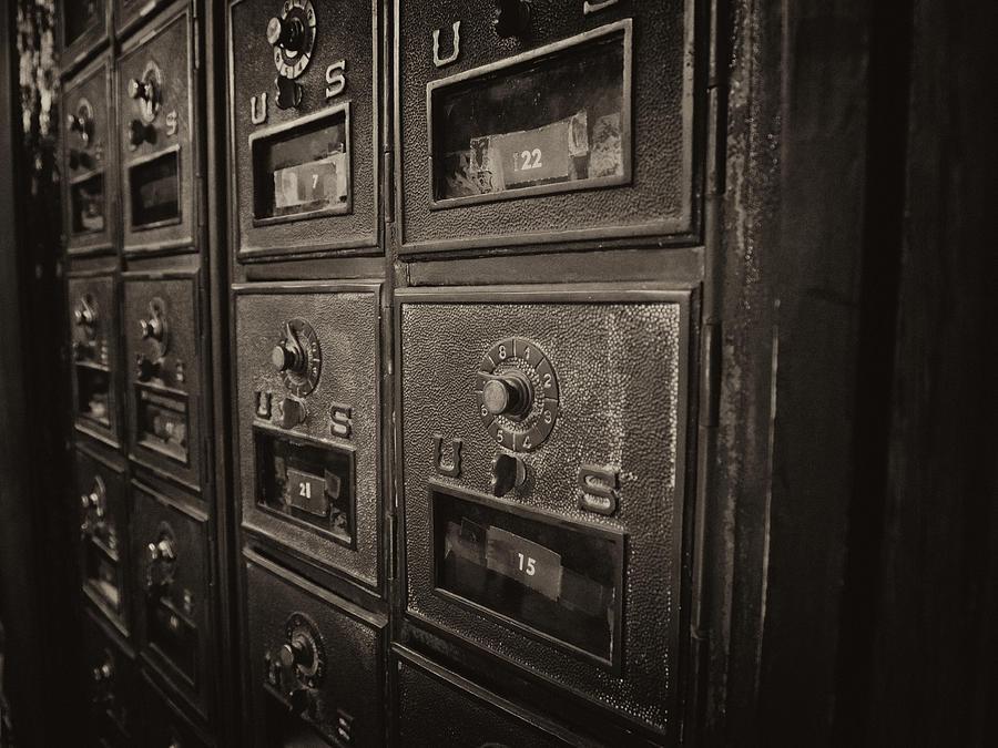 Old Post Office by Mark Steven Houser