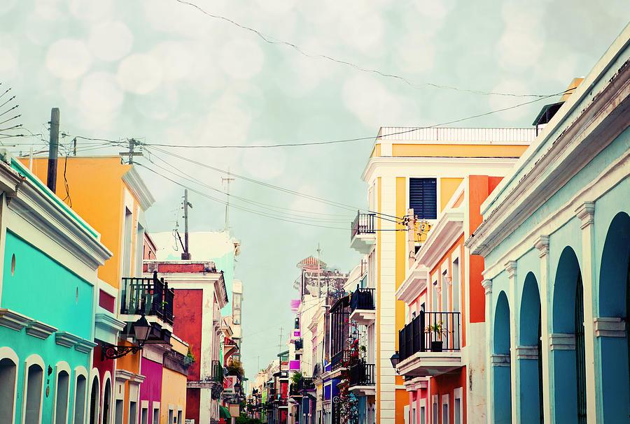 San Juan Photograph - Old San Juan Special Request by Kim Fearheiley