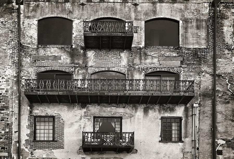 Sepia Photograph - Old Savannah by Mario Celzner