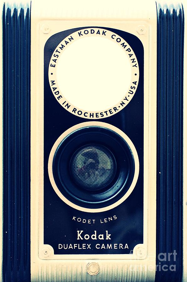 Camera Photograph - Old School by Patrick Rodio