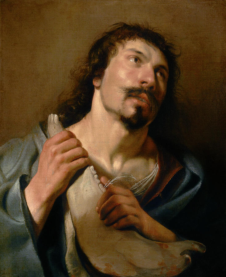 1636 Painting - Old Testament Samson by Granger