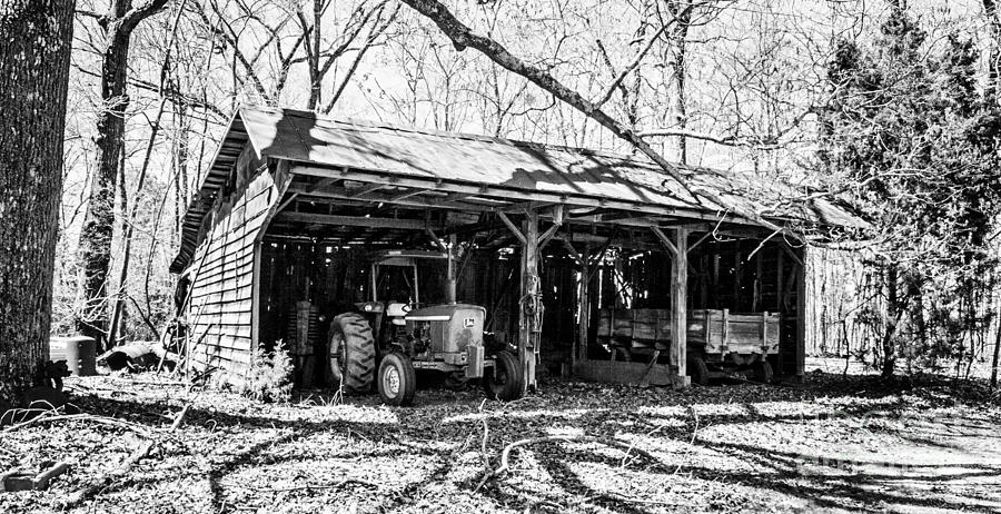 Barns Photograph - Old Things by Jinx Farmer