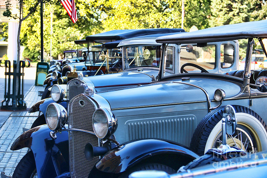 Time Car Rally Historical Vehicles Grand Rapids Ohio 0518 ...