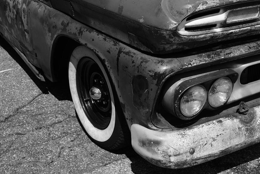 Chevy Photograph - Old Timer by Luke Moore