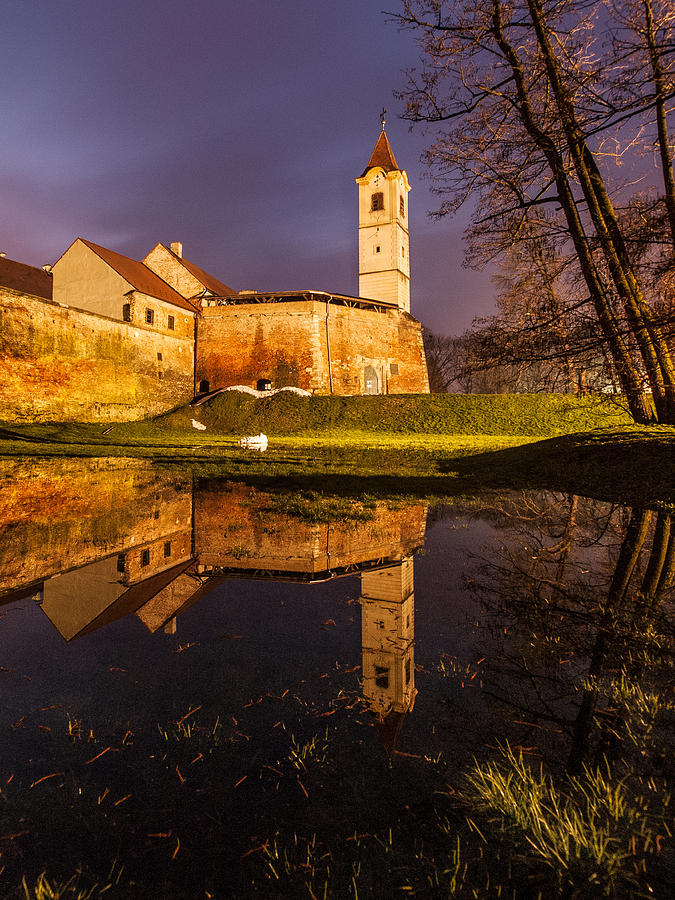 Old Town Photograph - Old Town by Davorin Mance