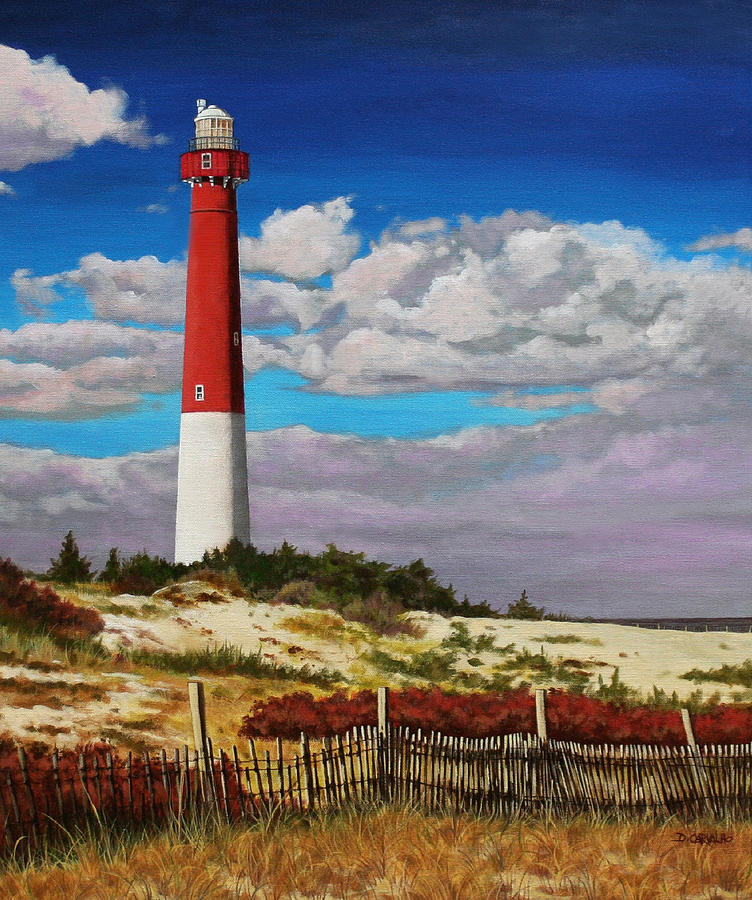 Harbor Painting - Ole Barney by Daniel Carvalho
