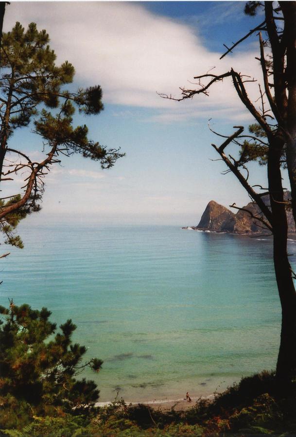 Asturias Photograph - Oleiros Beach by Juan  Bosco