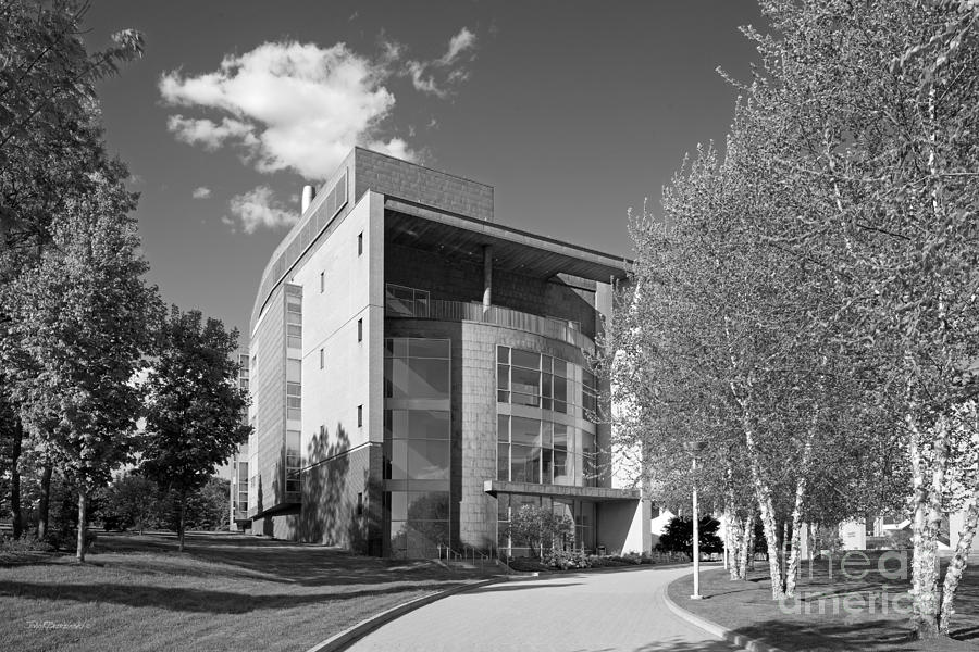 Olin Photograph - Olin College Academic Center by University Icons