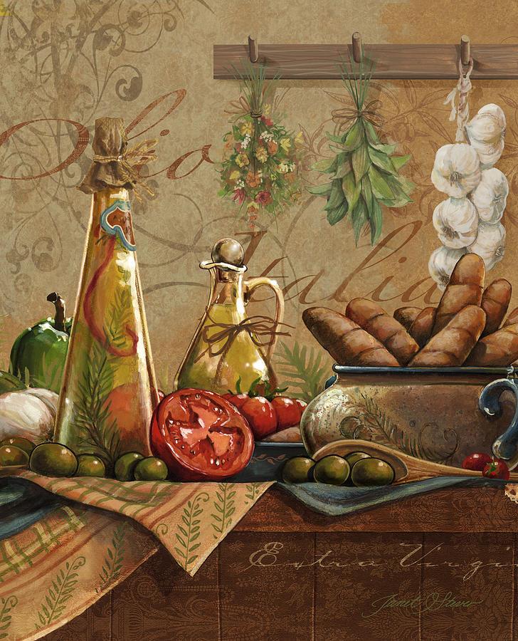 Постеры натюрморт на кухню