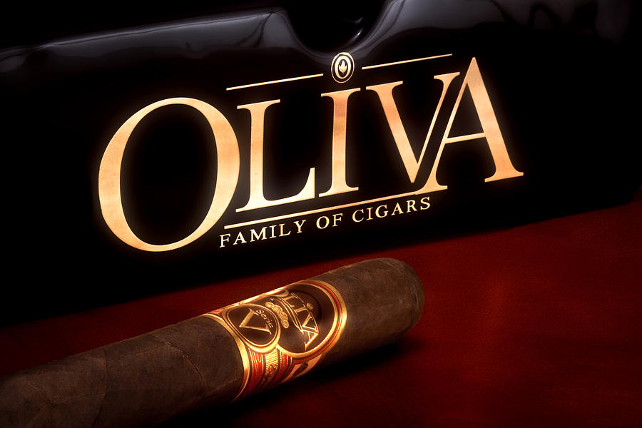 Oliva Photograph - Oliva Cigar Still Life by Tom Mc Nemar