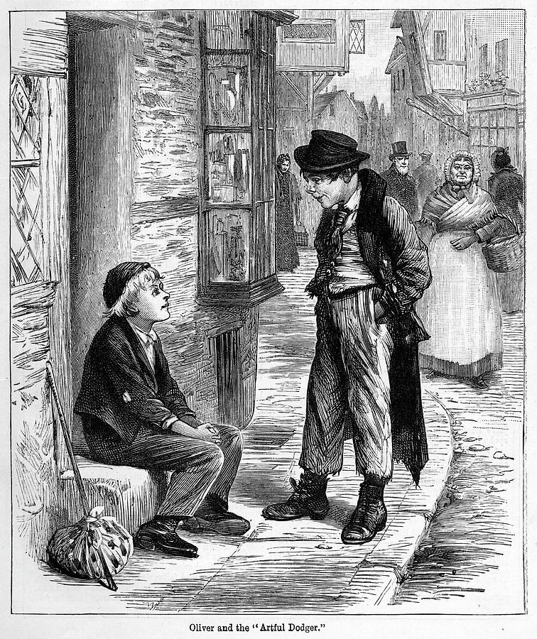 moral values in oliver twist Oliver twist was written by english author, charles dickens charles was one of the best novelists in english literature this book is about oliver twist, an orphan who leaves a workhouse and goes to london oliver has such amazing moral values, which even the idea of stealing horrors him.